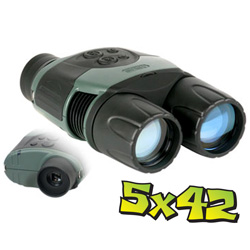 5x42 Night Vision Scope  Model# 28041