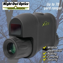 xGen Night Vision Monocular&nbsp;&nbsp;Model#&nbsp;XGEN