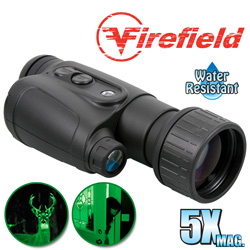 Firefield Nightfall 2 5x50 Night Vision Monocular  Model# FF24066
