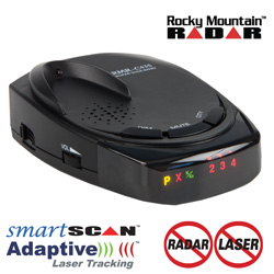 Rocky Mountain Radar Detector  Model# RMR