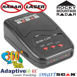 Rocky Mountain Radar Detector  Model# RMR-C430