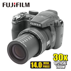 Fuji Digital Camera - Black  Model# S4530-BLACK
