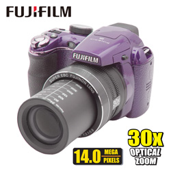 Fuji Digital Camera - Purple  Model# S4530-PURPLE