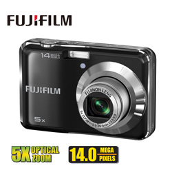 Fuji 14MP 5X Digital Camera  Model# FINEPIX AX500