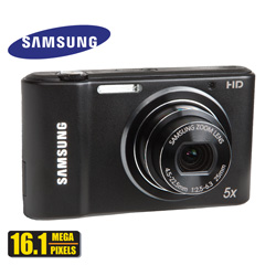 Samsung 16.1MP Camera  Model# EC-ST68FPB