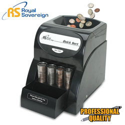 Royal Sovereign Coin Sorter  Model# QS-1AC