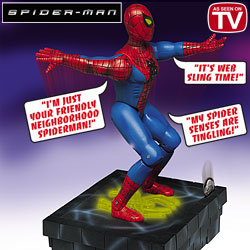 Spiderman Action Bank