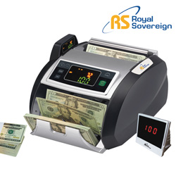 Royal Sovereign Bill Counter  Model# RBC-2100