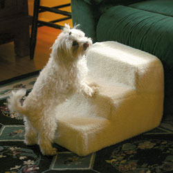 Three Step Pet Stairs&nbsp;&nbsp;Model#&nbsp;4130-03