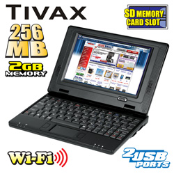 Tivax 7 inch Netbook  Model# 7