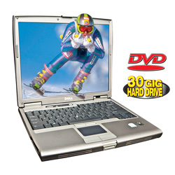 Dell 1.4GHz with DVD Player  Model# DELL1.4/DVD PLAYER