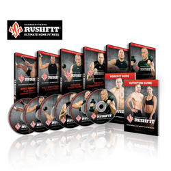George St. Pierre RushFit Ultimate Home Fitness  Model# FIT-02290811