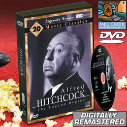 Alfred Hitchcock - Legend Begins&nbsp;&nbsp;Model#&nbsp;MV20031