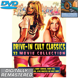 32 Movie Drive-In Cult Classics  Model# MV07095