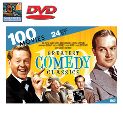 Greatest Comedy Classics&nbsp;&nbsp;Model#&nbsp;MV89067