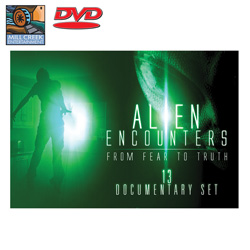 Alien Encounter Document Set  Model# MV89057