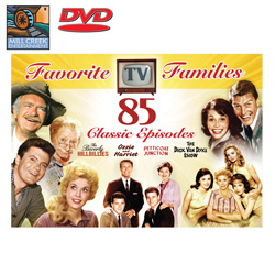 TVs Favorite Families  Model# MV89055