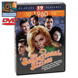 Sensational Sixties Movie Pack  Model# MV07128