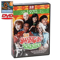 Swinging Seventies Movie Pack  Model# MV07129