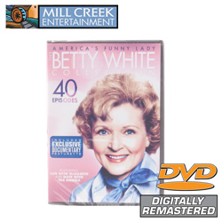 Betty White Collection - 40 Episodes&nbsp;&nbsp;Model#&nbsp;MV52425