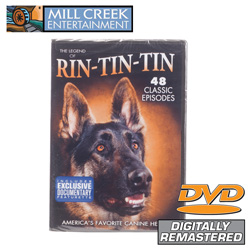 Rin-Tin-Tin 48 Classic Episodes  Model# MV52431