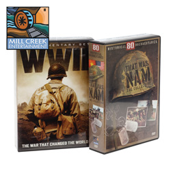 Tale of Two Wars - 20 DVD Set&nbsp;&nbsp;Model#&nbsp;MV89033