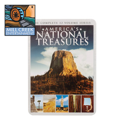 Americas National Treasures  Model# MV52464