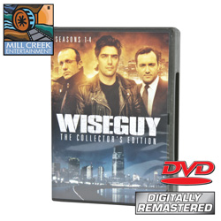 Wiseguy Collectors DVDs  Model# MV07087
