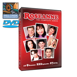 Roseanne - The Complete Series  Model# MV11157