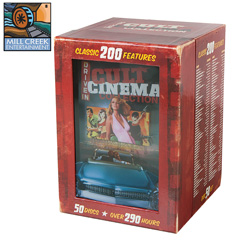 Cult Cinema DVD Collection - 200 Movies  Model# MV41161