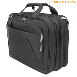 15.4 Inch Split Briefcase&nbsp;&nbsp;Model#&nbsp;83013
