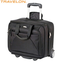 2 Part Wheeled Laptop Case  Model# 83004
