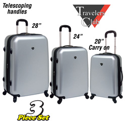 Brighton Collection Luggage Set  Model# HS-66403-EX