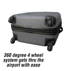 20 inch Carry-On Luggage  Model# B-65120