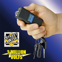 Key Chain Stun Gun  Model# SMK500RB