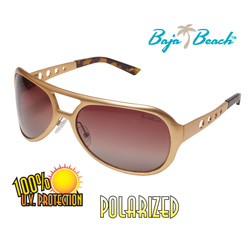 Gold Sunglasses  Model# BFS115