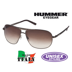 Hummer Sunglasses - Bronze  Model# H363BZ