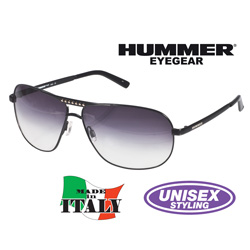 Hummer Sunglasses - Black  Model# H363BL