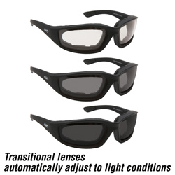 Kickback Safety/Riding Glasses  Model# GVKICK24