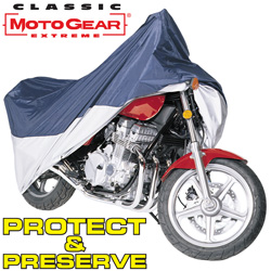 Motorcycle Cover  Model# 65-005-033501-00