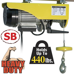 Electric Garage Hoist  Model# 605700