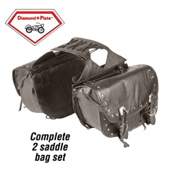 Motorcycle Bags  Model# LUMSET3