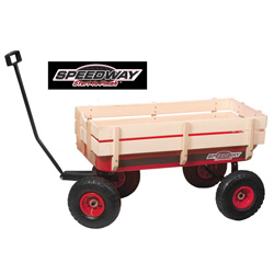 Speedway Big Red Wagon  Model# 52178