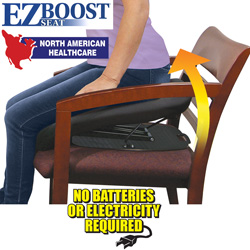 Easy Boost Seat - Heavy Duty  Model# JB6391