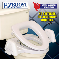 EZ Boost Toilet Seat  Model# JB6123