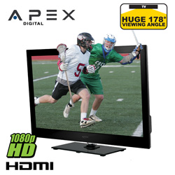 Apex 40 inch LED HDTV  Model# LE40H88