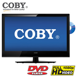 Coby 23 inch LED HDTV/DVD Combo  Model# RBLEDVE2396