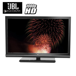 Element 39 inch LCD HDTV with JBL Audio  Model# ELDFT395J