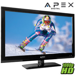Apex 24 inch LED HDTV  Model# LE2412