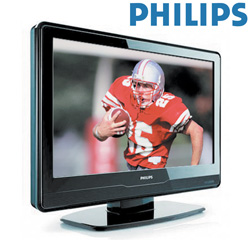 Philips 19 Inch LCD HDTV  Model# 19PFL3403D